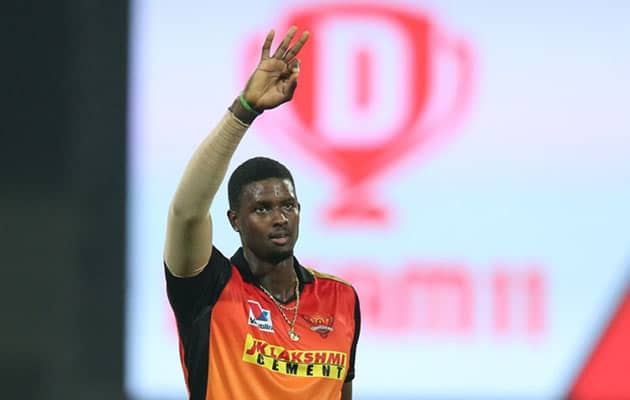 IPL 2020: Holders All-Round Show Helps SRH Beat RCB By 5 Wickets