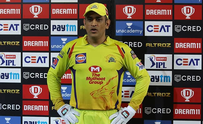 We didn't see the spark to push the youngsters, Says MS Dhoni After defeat Vs RR In IPL 2020
