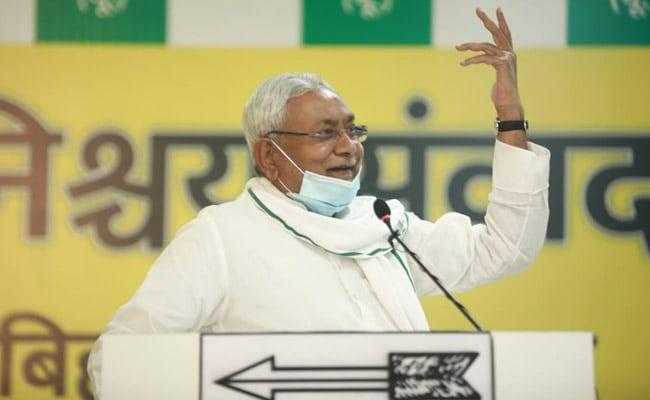 What Did Lalu Yadav Do Expect Make Wife Chief Minister: Nitish Kumar