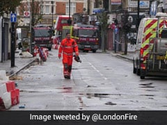 2 Killed In Suspected Gas Explosion In London's Punjabi Suburb Southall