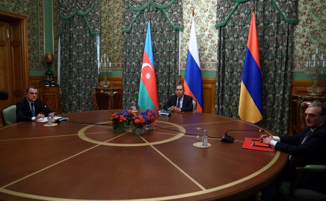 Armenia, Azerbaijan Reach Ceasefire, Begin 'Substantive Negotiations'