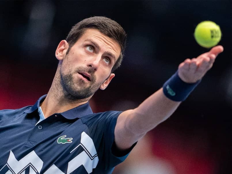 """Did What I Came For"": Novak Djokovic Shrugs Off Heaviest Defeat"