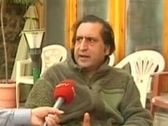 """We Are Here To Stay, Central Governments Come And Go"": J&K's Sajad Lone"