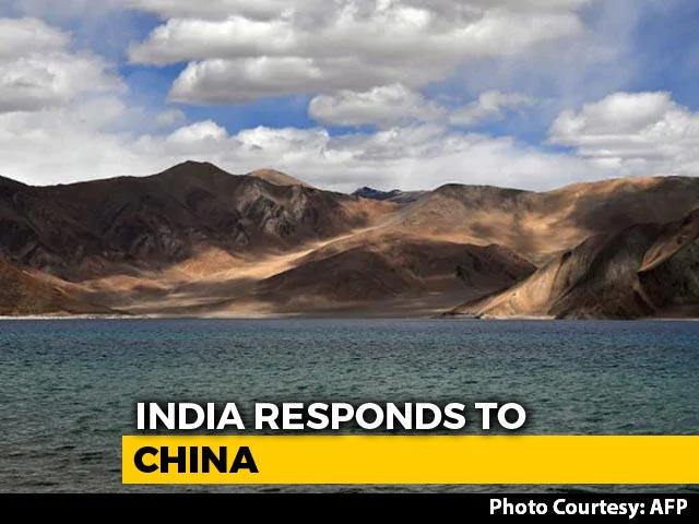 "Video : ""China Has No Locus Standi To Comment"": India On Ladakh Remark"