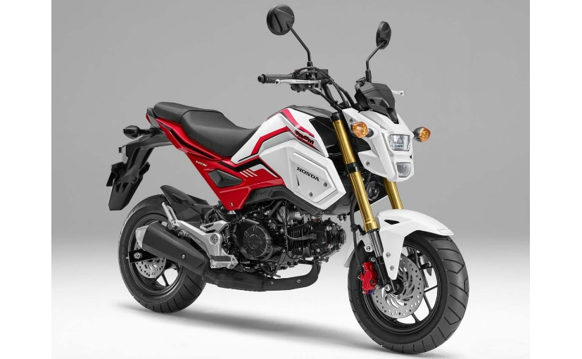 The Honda Grom is unlikely to be launched in India