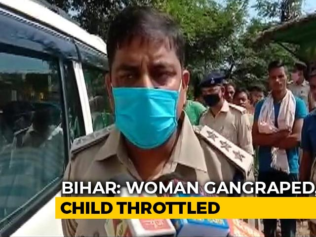 Video : Bihar Woman Allegedly Gang Raped, Child Dies After Both Thrown Into Canal