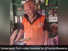 'बाबा का ढाबा' की मदद के लिए आगे आईं रवीना टंडन, यहां खाना खाने वालों को एक्ट्रेस ने दिया ये ऑफर