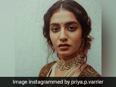 Priya Prakash Varrier लहंगा पहन 'लाल इश्क' गाने पर झमती आईं नजर, Video में दिखा जबरदस्त अंदाज
