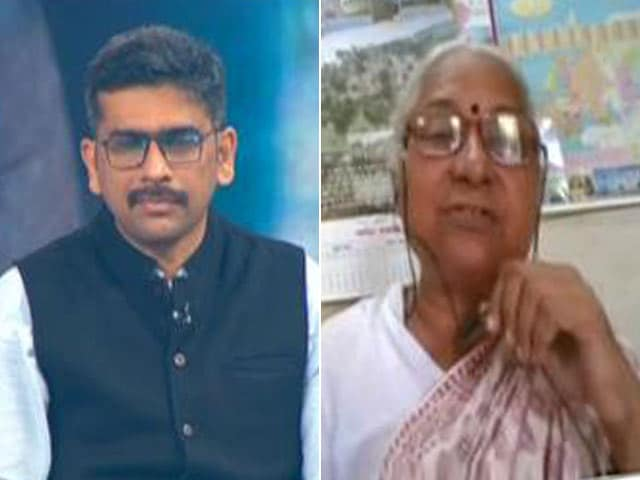 Video : If We Disturb The Ecosystem, We Will Have Many Other Viruses: Activist Medha Patkar