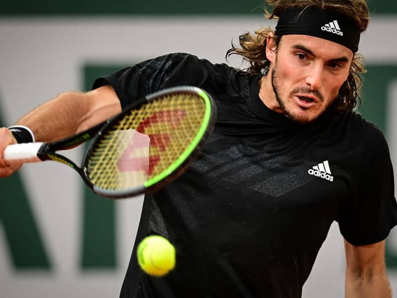 French Open 2020: Stefanos Tsitsipas Downs Andrey Rublev To Reach Last Four