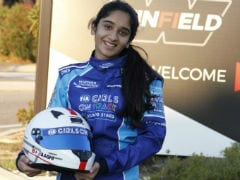 FIA Calls Mumbai's Aashi Hanspal 'Most Deserving And Impressive New Driver' In Rising Stars Programme