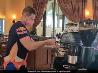 IPL 2020: Sneak Peek Of Rajasthan Royals Bio-Secure Bubble In Dubai. Watch