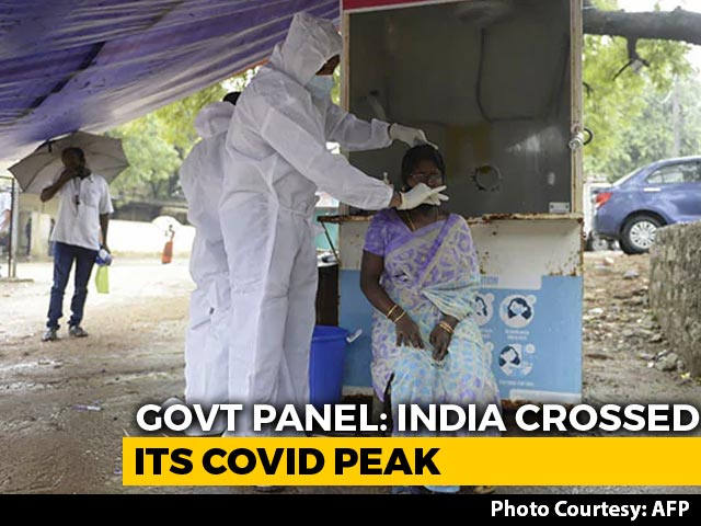 Video : Panel Warns About Festive Laxity On Covid, Talks Of Upto 26 Lakh Cases