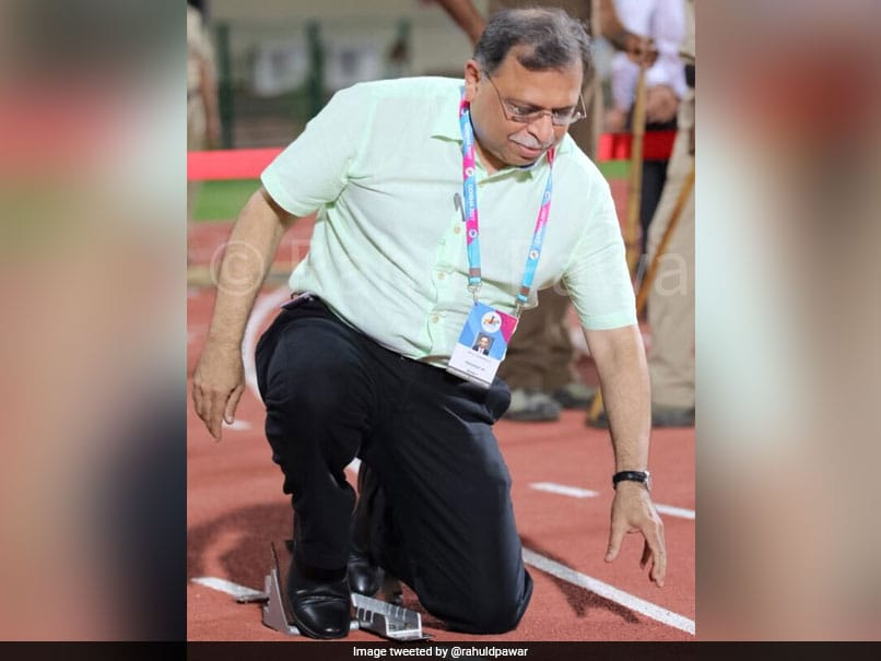 Adille Sumariwalla Elected As Athletics Federation of India President For 3rd Term
