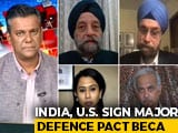 Video : India-US Defence Deal: Advantage India Against China?