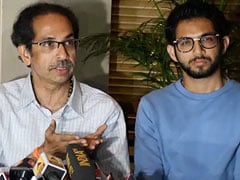 """We're Clean"": Uddhav Thackeray Defends Son Aaditya In Sushant Singh Case"