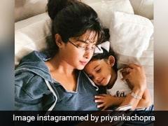 प्रियंका चोपड़ा ने भतीजी के साथ शेयर की क्यूट Photo, बोलीं- घर की याद आ रही है...