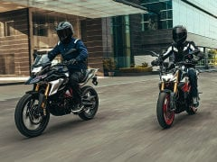 BMW G 310 R, G 310 GS Get A Price Hike Of Rs. 5,000