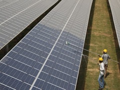 Adani Green Energy Gains Nearly 4% On Commissioning Solar Plant