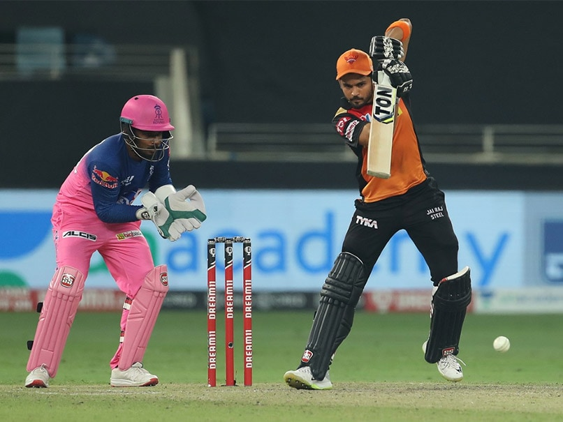 IPL 2020 Points Table: SunRisers Hyderbad Go Fifth, Rajasthan Royals Slide To Seventh
