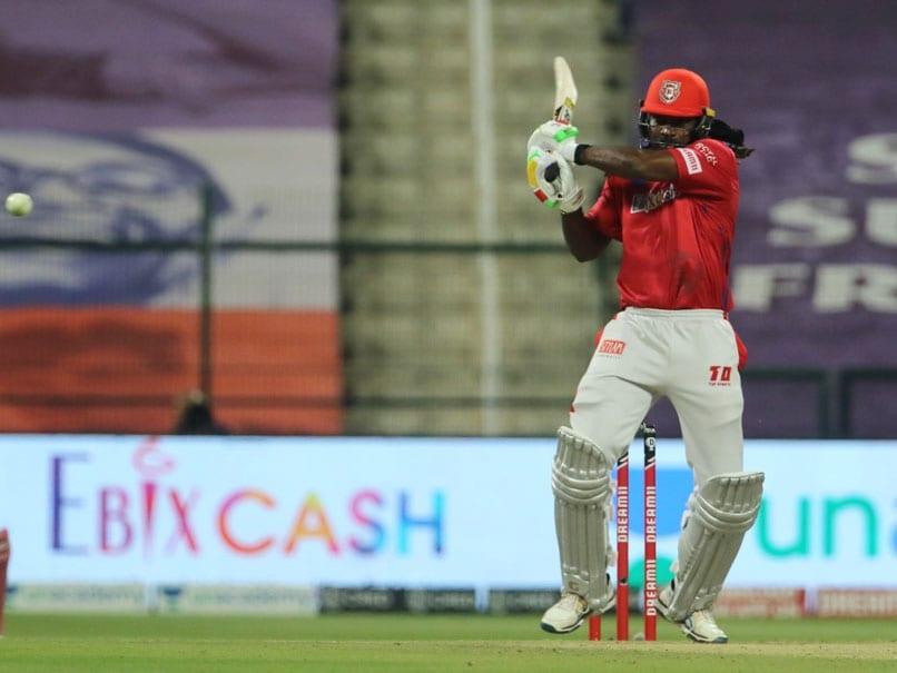 IPL 2020, KXIP vs RR: Chris Gayle Becomes First Batsman To Hit 1000 Sixes In T20 Cricket, Twitter Hails KXIP Batsman