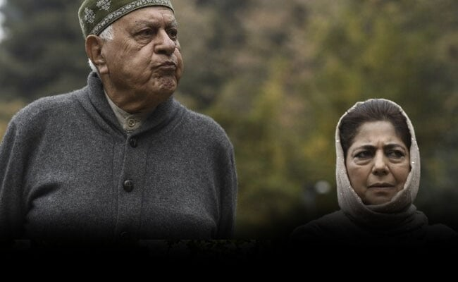 Farooq Abdullah Stopped From Offering Prayers, House Blocked: Party