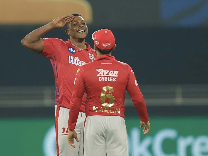 IPL 2020: Sheldon Cottrell Has The Cutest Reply For Little Fan Girl, Remembers Speaking With Her Father