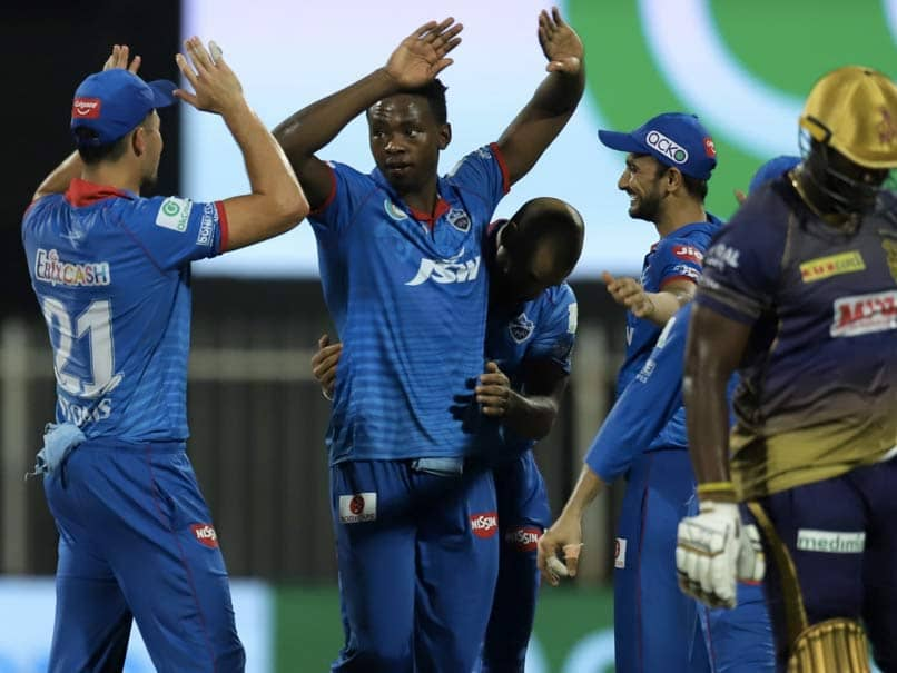 IPL 2020 Points Table: Delhi Capitals Go On Top After Beating Kolkata Knight Riders
