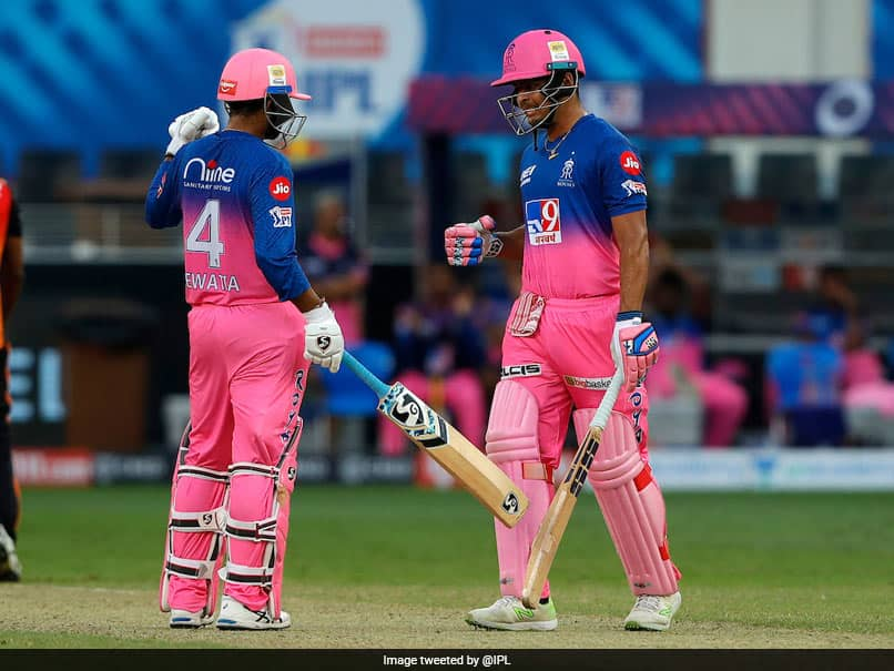 IPL 2020, SRH vs RR: Rahul Tewatia, Riyan Parag Pull Off Thrilling Chase As Rajasthan Royals End Losing Streak