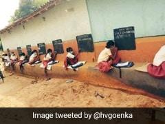 Harsh Goenka Praises Jharkhand School Bringing Classroom To Students