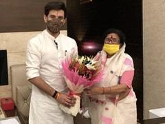 BJP के बागियों के सहारे नीतीश पर चिराग के उल्टे तीर, 2 दिन में दूसरा झटका, उषा विद्यार्थी LJP में शामिल