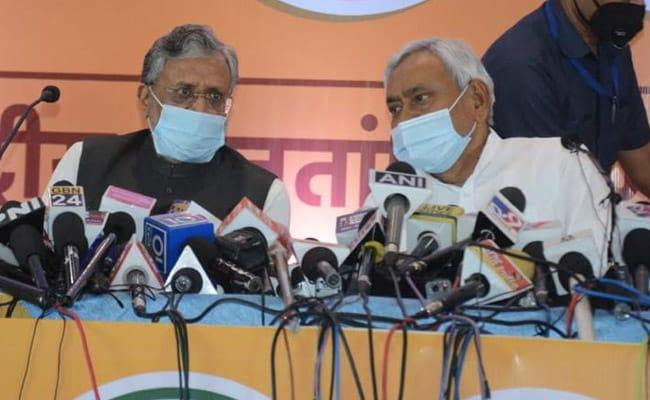 'BJP Not Against Caste Census': Sushil Modi Ahead Of Nitish Kumar-PM Meet