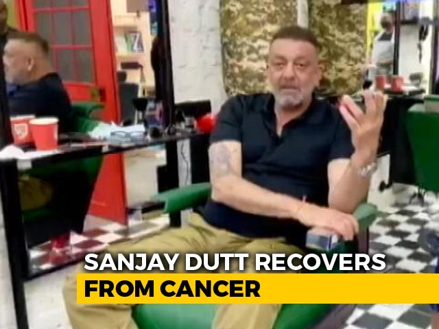 Video : Sanjay Dutt Writes About His Recovery On Twins Shahraan And Iqra's Birthday