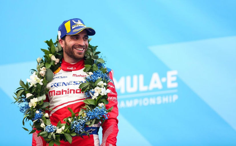 Jerome d'Ambrosio raced for Mahindra Racing from 2018 to the end of 2020