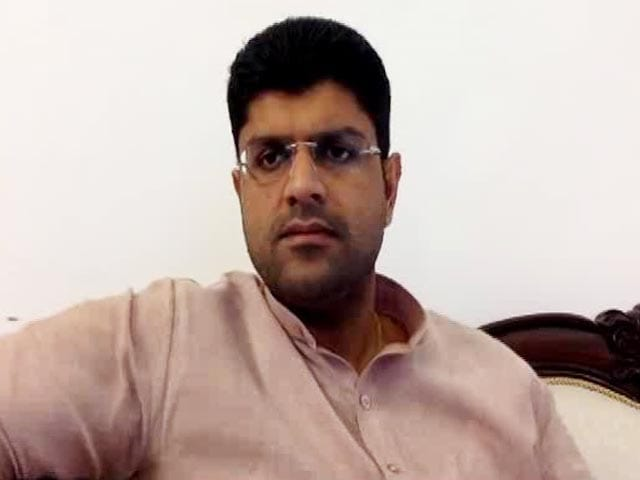 Video : 88% Recovery Rate Of COVID-19 In Haryana: Dushyant Chautala