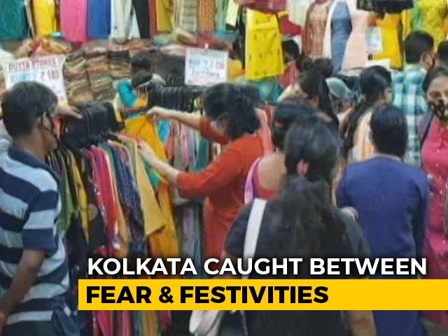 Video : Doctors Warn Mamata Banerjee Of Massive COVID-19 Spike Post Durga Puja