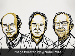 "3 Win Nobel Prize For Medicine ""For Discovery Of Hepatitis C Virus"""