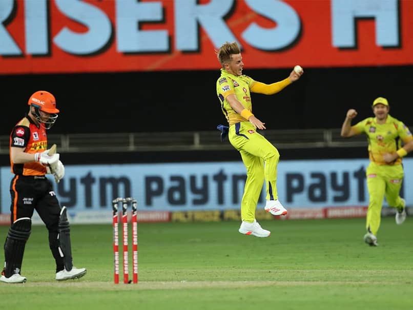 IPL 2020 Points Table: Chennai Super Kings Go 6th After Beating SunRisers Hyderabad By 20 Runs