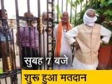 Video : बिहार चुनाव: पहले चरण के लिये 71 सीटों पर वोटिंग शुरू