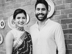 Samantha Ruth Prabhu's Anniversary Wish For Husband Naga Chaitanya Is Gold