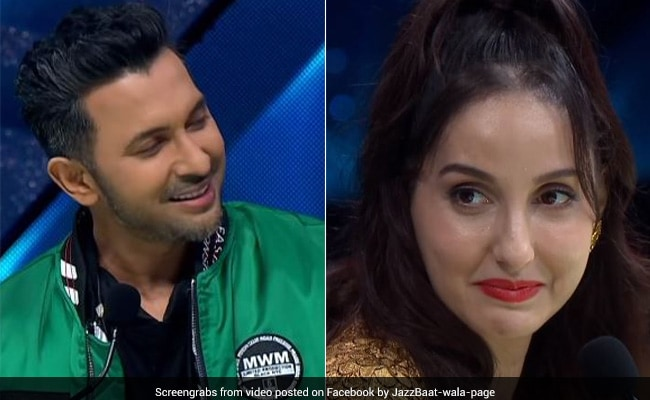 Nora Fatehi was proposed by Terence Lewis in her language, then the actress started dancing to Khushi - watch video