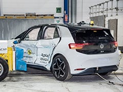 VW I.D.3 EV Receives 5 Star Safety Rating From Euro NCAP