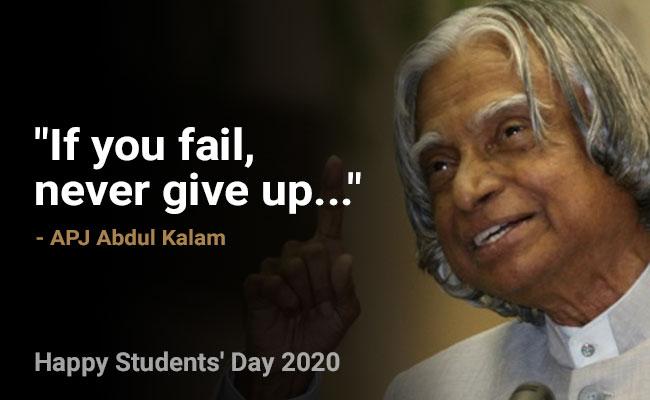 World Students' Day 2020: How APJ Abdul Kalam 'Ignited Minds'