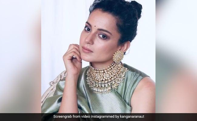 National Film Awards: Kangana Ranaut Wins Best Actress For 'Manikarnika'