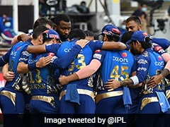 IPL 2020: Mumbai Indians First Team To Qualify For Playoffs As Chennai Super Kings Beat Kolkata Knight Riders