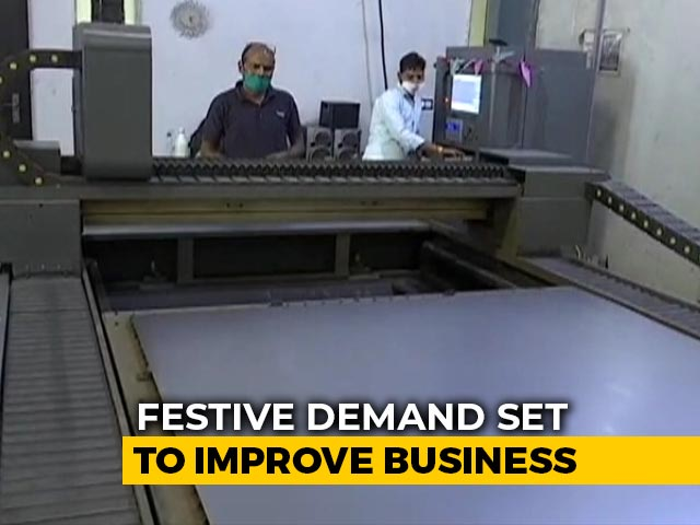 Video: Economy On Road To Recovery? A Ground Report From UP's Industrial Area