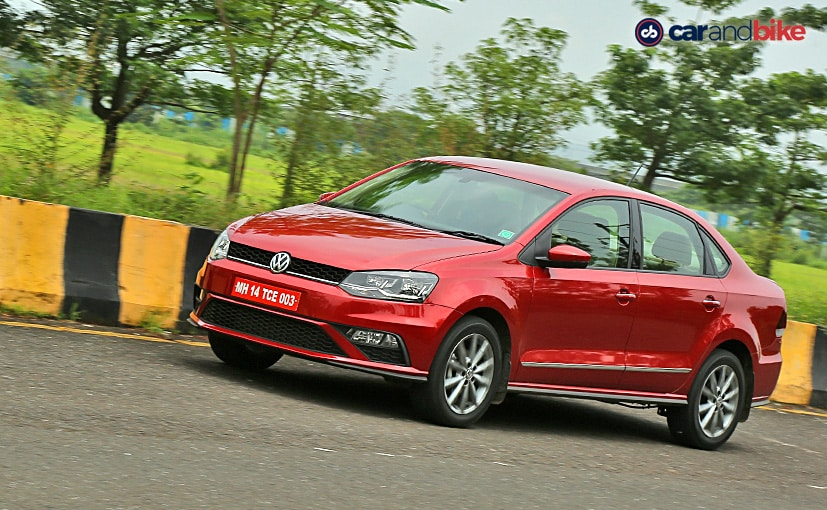 The automatic option for the Volkswagen Vento is only offered with the Highline and Highline Plus trims