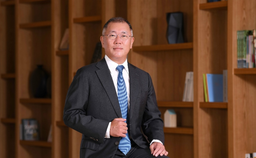 Euisun Chung has spent over two decades with the Hyundai Motor Group