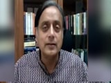 Video : Social Media Has Made Bigotry Respectable: Shashi Tharoor To NDTV