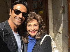 Arjun Rampal Remembers Mother Gwen On Her 2nd Death Anniversary. Read His Post